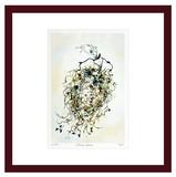 Atelier Flower Horizonプロデュース ジグレー版画 <Kaze ni odoru>