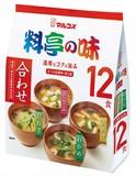 (KD) マルコメ お徳用 料亭の味みそ汁 12食