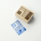 ラウンドトップ 小徑文化 夏米花園スタンプC BOOK C15 XM-ST-029
