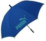【キッズ傘】【プーマ】プーマ55cmジャンプ傘-ブルー