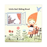Little Red Riding Hood ペタとるペーパー