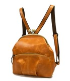 Genuine Leather Coin Purse Backpack