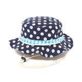 Kids Dot Reversible Hat