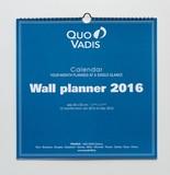 【クオバディス】2016年カレンダー ウォールプランナー