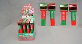 【2016クリスマス先行受注】クリスマスローリングスタンプペン 4種アソート