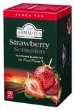 【紅茶】AHMAD TEA ストロベリー 20P