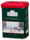 【紅茶】AHMAD TEA イングリッシュブレックファースト 100g