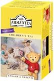 【紅茶】AHMAD TEA デカフェバナナキャラメル 20P