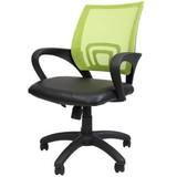 オフィスチェアー8006【緑】 8006-MSC-GR