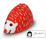 ハリネズミな針山『ヘッジホッグ ピンクッション』by Jane Foster
