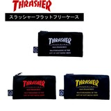 【スケーター系/THRASHER】スラッシャー フラットフリーケース