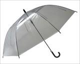 【ワンタッチビニール傘】透明POE高品質大きめビニール傘65cmお得な36本セット