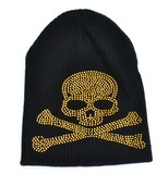 (2016SS)特価品(セール品)メタルスパンドクロニット帽