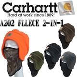 ★秋冬新作♪ CARHARTT  A202  FLEECE 2-IN-1 HEADWEAR  14009