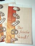 即納可能 [ドイツ] <パン用 焼きたての味わい Der frische Genu?!>