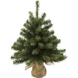 【クリスマス】90cm バーラップツリー