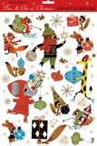 ROGER LA BORDE クリスマス アドベントカレンダー 動物