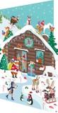 ROGER LA BORDE クリスマスカード レーザーカット <動物>
