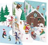 ROGER LA BORDE クリスマス スモールカード <動物>