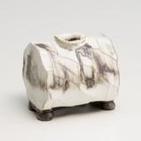 SHIGARAKI Ware Flower Vase