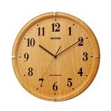 Rhythm Radio Waves Wall Clock Alice