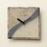 【信楽焼】天の川時計