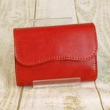 【Lien】栃木レザーベリーコインキャッチウォレット 財布 〈日本製〉