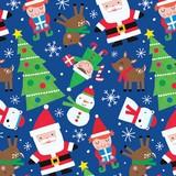 THE GIFT WRAP COMPANY ジャンボラッピングペーパー クリスマス <サンタ> 包装紙