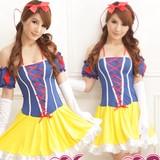 白雪姫 コスプレ ハロウィン コスプレ 衣装 白雪姫 コスチューム プリンセス ディズニー