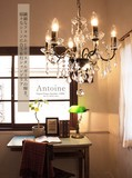 【Antoine アントワーヌ】6灯シャンデリア(OS-001-6)