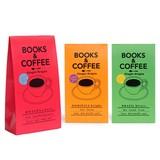 BOOKS&COFFEE【読書のお供に、贅沢なコーヒー】