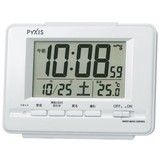 SEIKO PIXIS Digital Radio Waves Clock/Watch