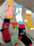 【10月末】シュールなスポーツ&ぐねぐねボディ靴下
