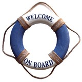 マリンスタイル 浮き輪 WELCOME ON BOARD