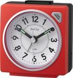 【デイリー】新品!リズム時計製 デイリー目覚まし時計 デイリーRA27 8REA27DN01