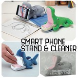 Animal Miscellaneous goods Smartphone Stand Cleaner Smartphone Stand iPhone6 Micro fiber