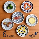 【natural69】Janke ヤンケ 豆皿<波佐見焼>
