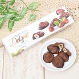【カーレッティ】チョコレート ヘーゼルナッツデライト