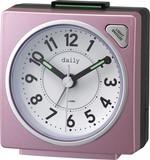 【デイリー】新品!リズム時計製 デイリー目覚まし時計 デイリーRA27 8REA27DN13