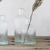 〔ガラス〕リューズガラス フィノライン フラワーベース ポーマ