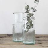 〔ガラス〕リューズガラス フィノライン フラワーベース ラティオ