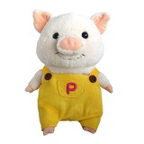 Poohton Soft Toy Pink Denim