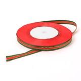 クリスマスカラー♪サテンリボンテープ
