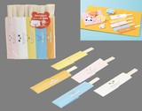 アオト印刷 キッズおりがみ箸袋 アスペン元禄箸 6寸