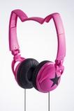 【音楽雑貨/ヘッドフォン】MIX−STYLE ネコミミヘッドフォン