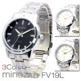 スタイリッシュ メンズ 腕時計 FV19L