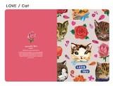 【ナタリーレテ 】  CARD(LOVE /Cat)
