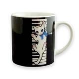 【Ribbon Cat】マグカップ (リボンキャット)