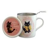 【Ribbon Cat】ハーブマグカップ (リボンキャット ジュエリー)