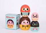 【OMM-design】Babyoshka(ベビョーシュカ)パーソン